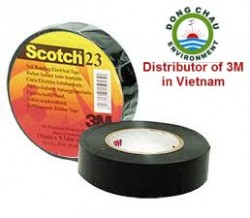 Băng keo điện 3M 23 Scotch All Voltage