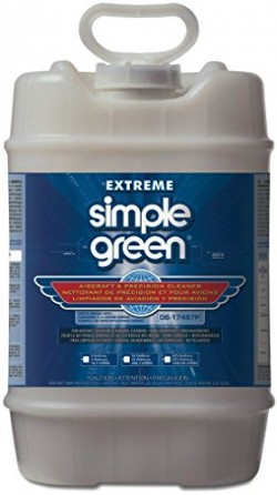 Dung dịch tẩy rửa simple Green Crystal Extreme 18,9L