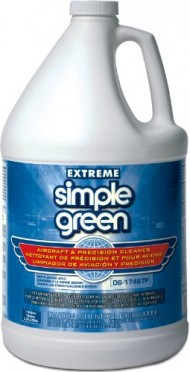 Dung dịch tẩy rửa simple Green Crystal Extreme 3,78 L